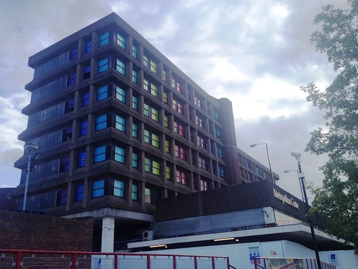Better Barnsley – Town Centre Buildings