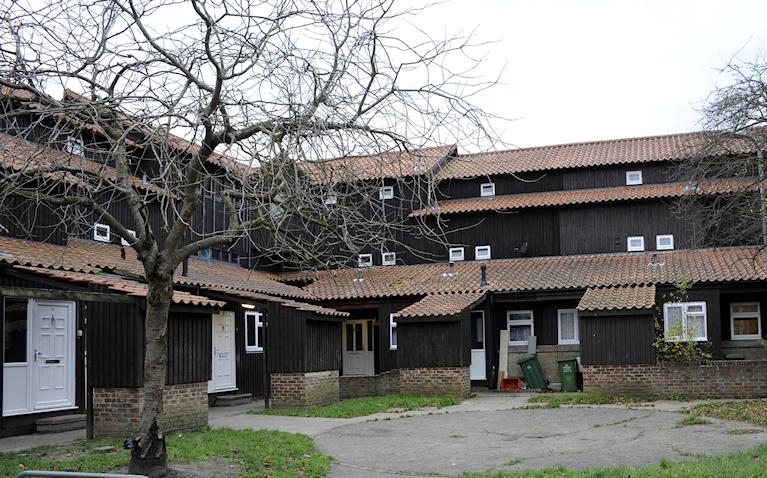 Felmores Estate, Basildon
