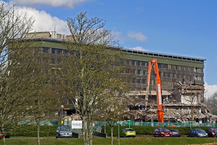 Llanfrecha Grange Hospital