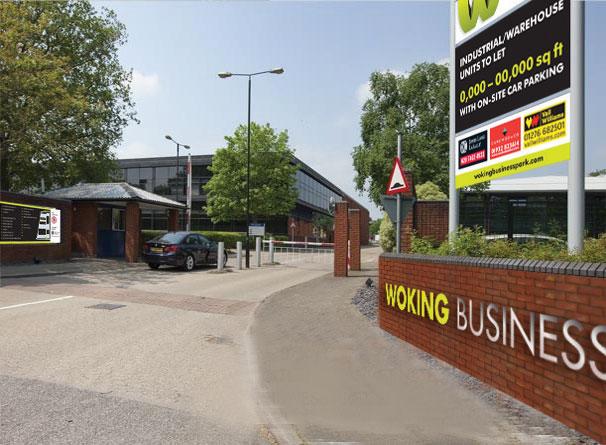 Woking Business Park