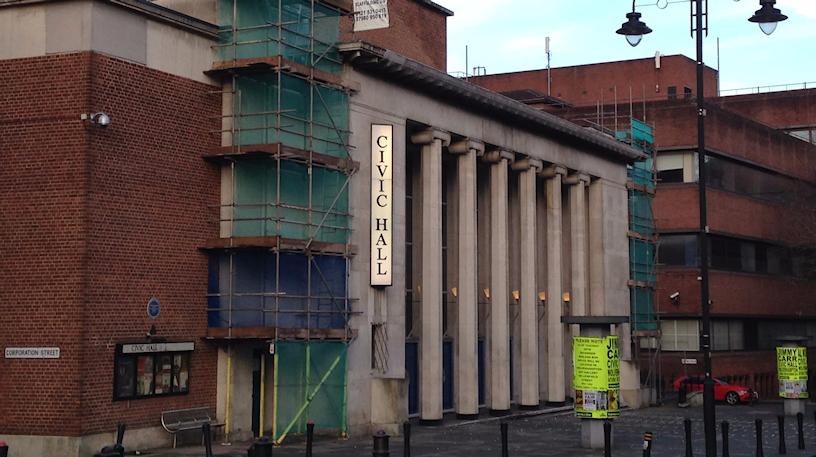 Wolverhampton Civic and Wulfrun Hall